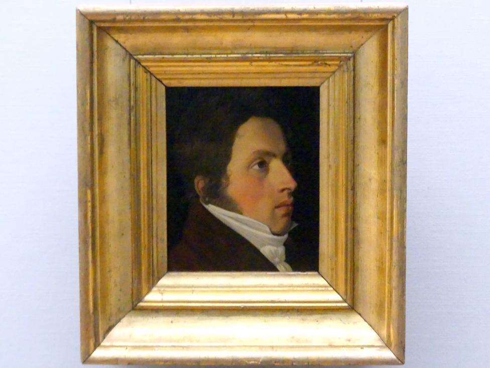 Friedrich Overbeck: Der Maler Joseph Sutter, 1812 - 1816