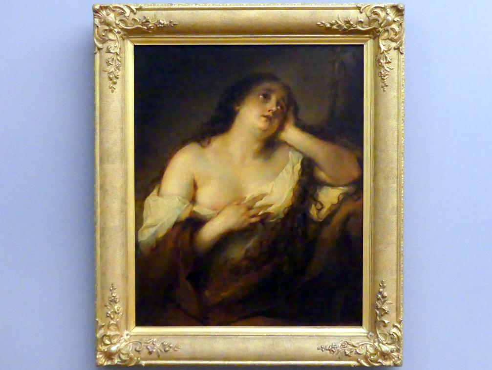 Frédérique Émilie Auguste O'Connell: Die heilige Magdalena, vor 1850