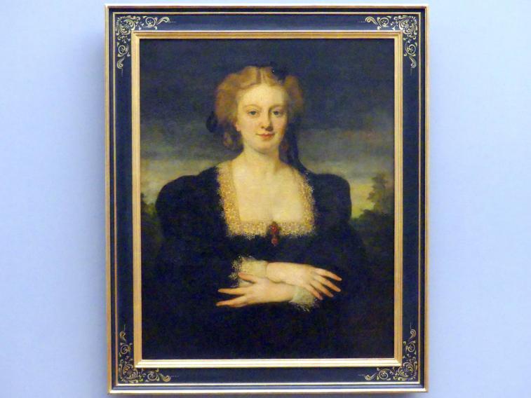 Frédérique Émilie Auguste O'Connell: Frauenbildnis, vor 1880