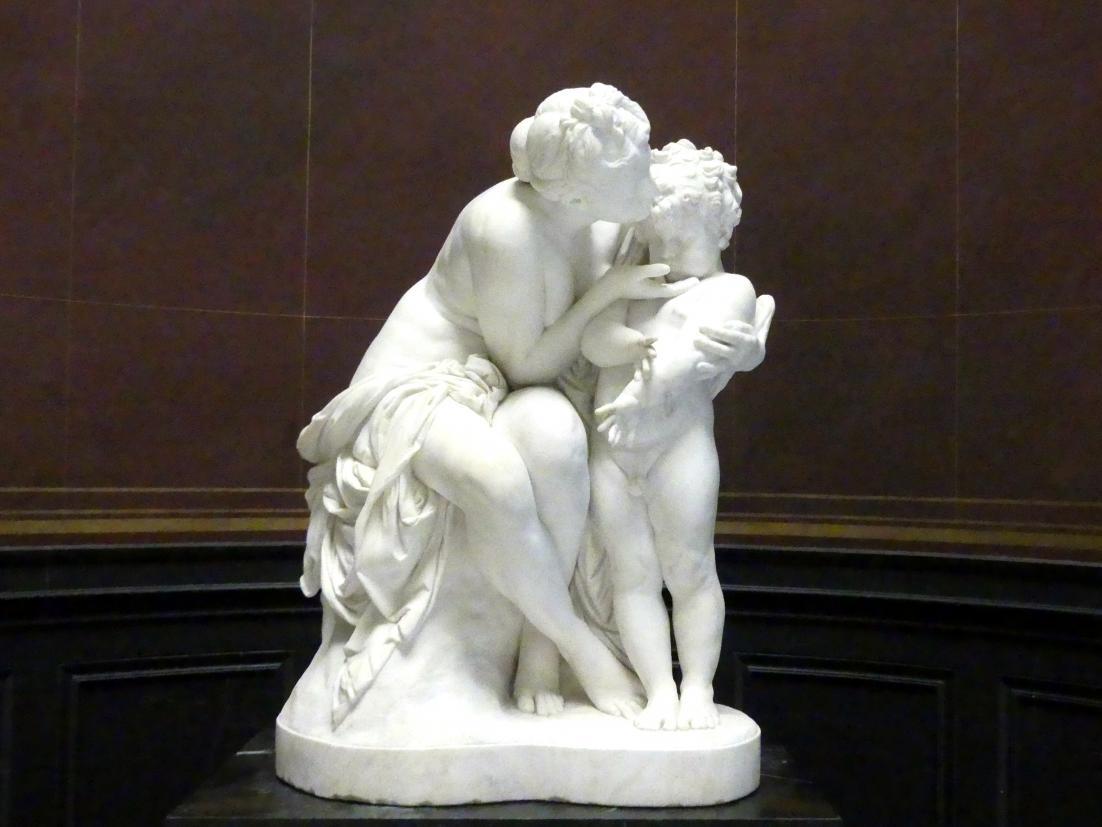 Reinhold Begas: Venus und Amor, 1864