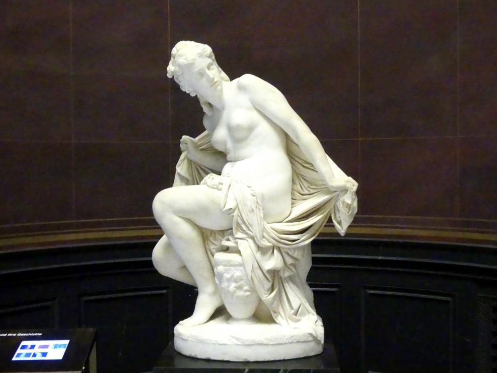 Reinhold Begas: Susanna, 1864 - 1872
