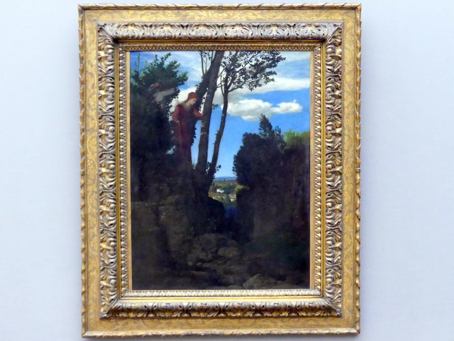 Arnold Böcklin: Hochzeitsreise, 1878