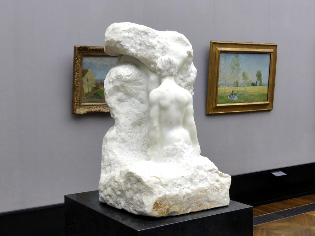 Auguste Rodin: Der Mensch und sein Gedanke, 1899 - 1900