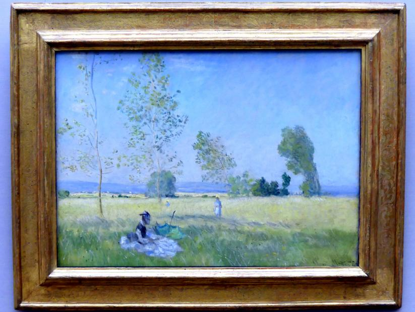 Claude Monet: Sommer, 1874