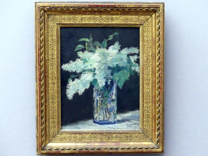 Édouard Manet: Der Fliederstrauß, um 1882