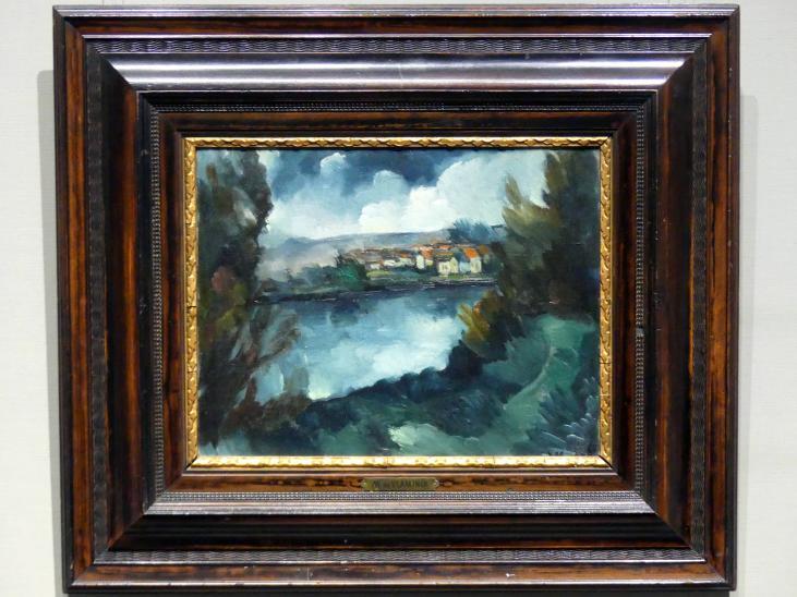 Maurice de Vlaminck: Landschaft, um 1925