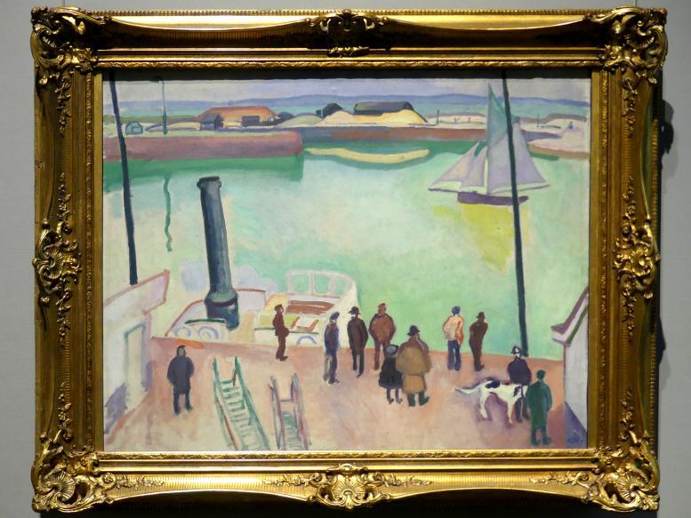 Raoul Dufy: Hafen, 1908