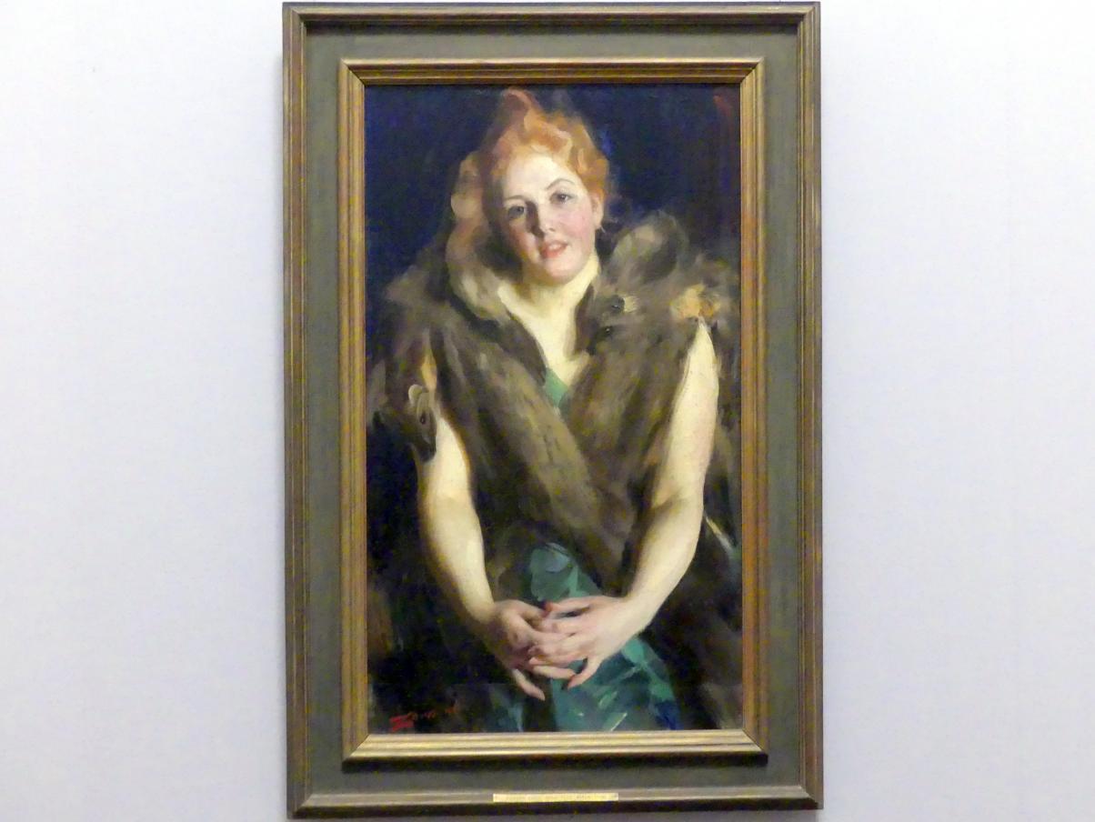 Anders Zorn: Maja, 1900