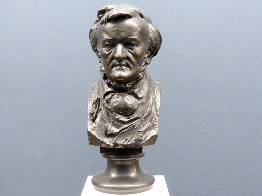 Lorenz Gedon: Richard Wagner, 1880 - 1883