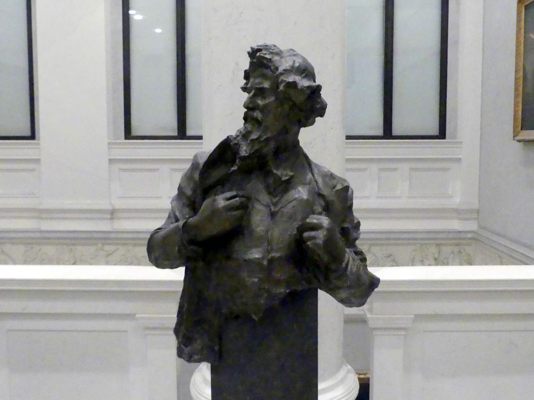 Paolo Troubetzkoy: Giovanni Segantini, um 1894 - 1895