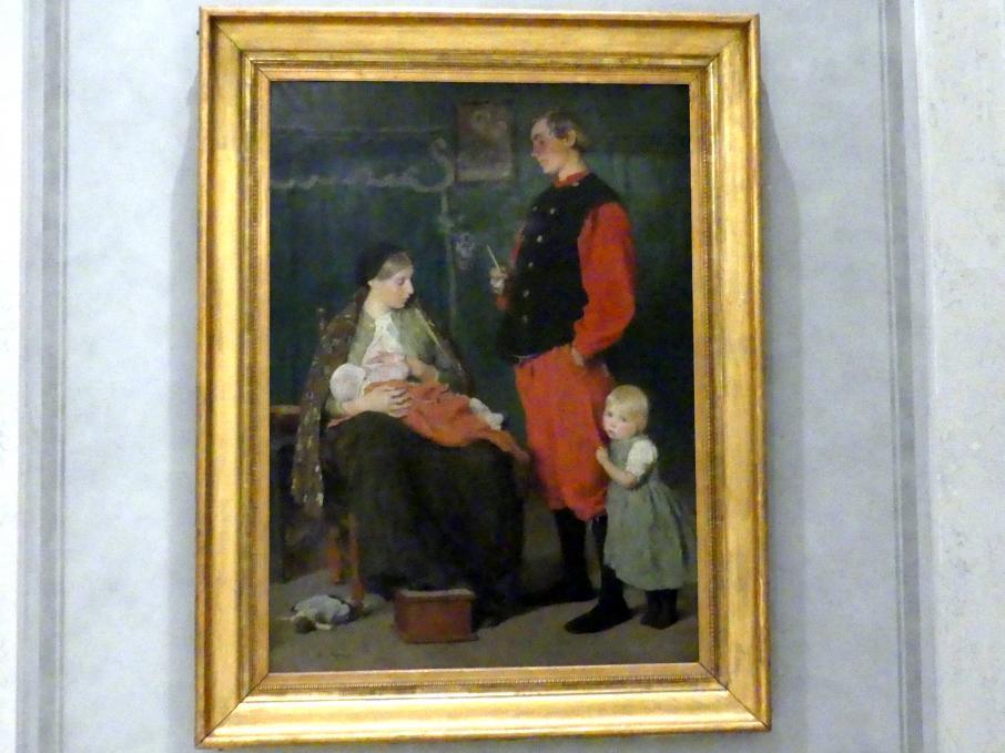 Gari Melchers: Die Familie, um 1895 - 1896