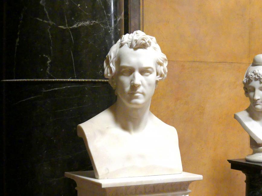 Christian Friedrich Tieck: Christian Daniel Rauch, 1818 - 1827