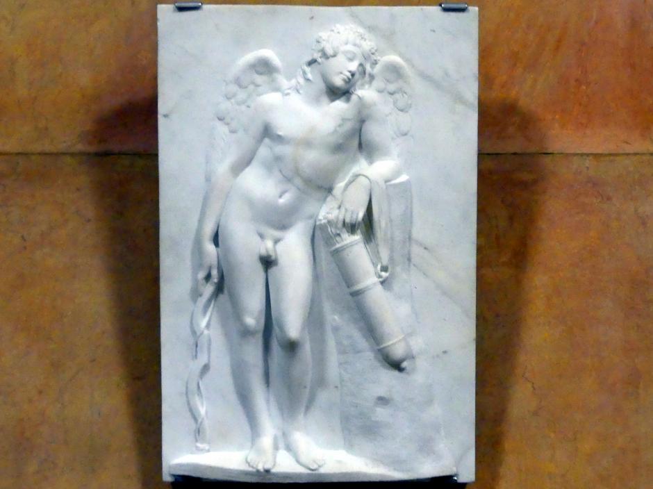Johann Gottfried Schadow: Ruhender Eros, um 1798