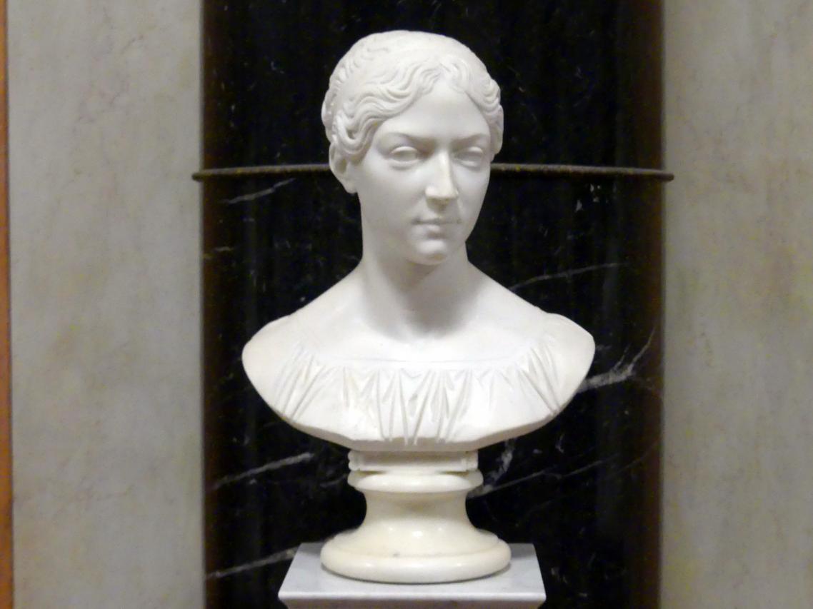 Christian Daniel Rauch: Caroline Wohlfahrt, 1816
