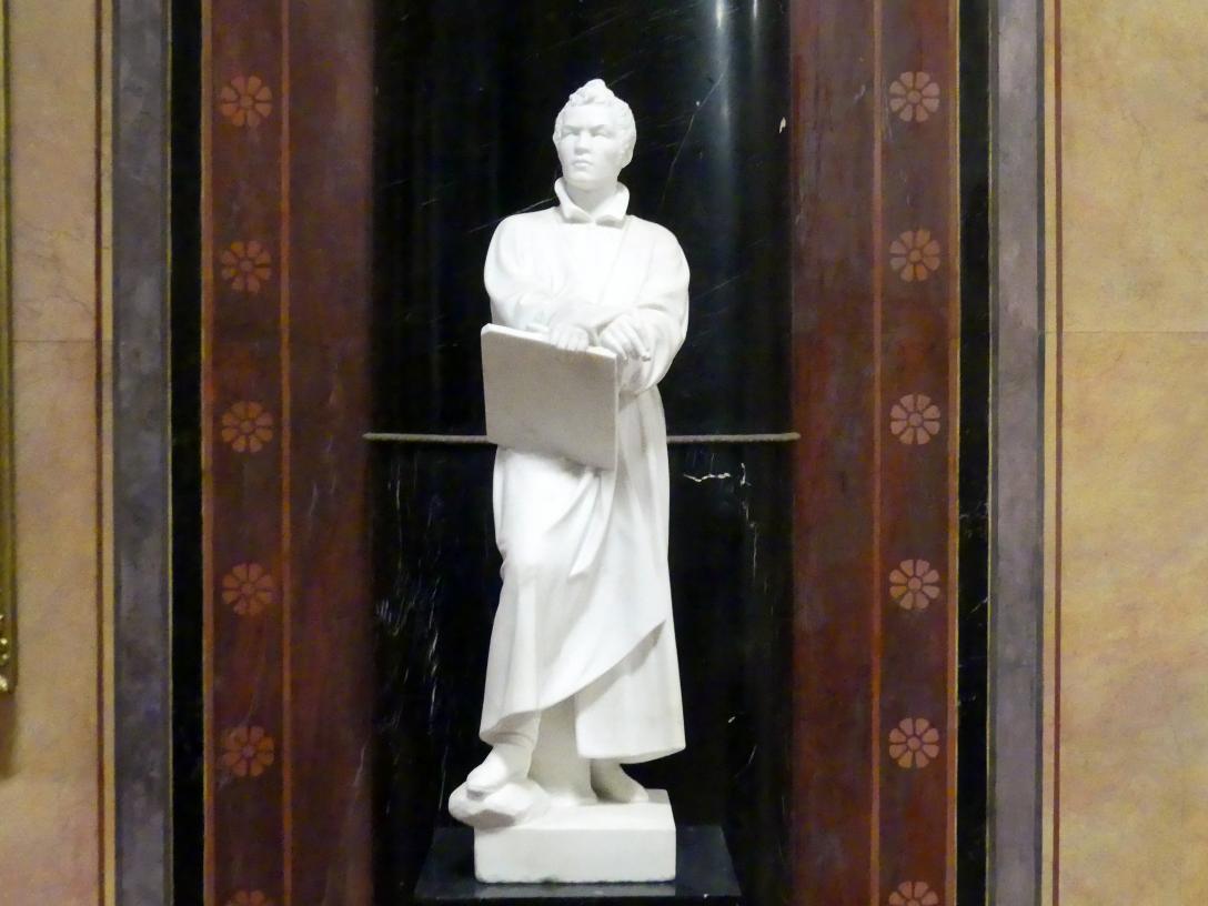 Friedrich Drake: Karl Friedrich Schinkel, um 1860