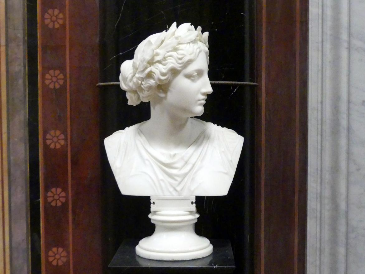 Christian Daniel Rauch: Büste einer Viktoria, 1856