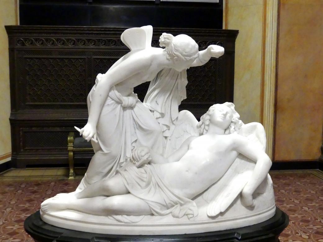 Reinhold Begas: Amor und Psyche, 1854 - 1857