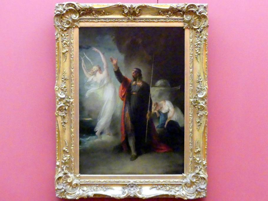 """William Hamilton: Prospero und Ariel (Zu Shakespeares """"Der Sturm""""), 1797"""