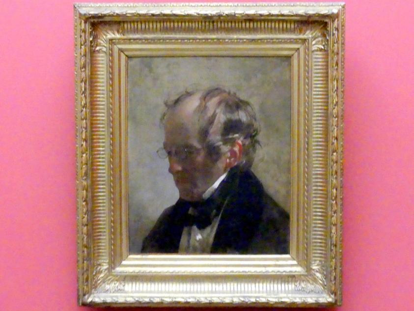 Friedrich von Amerling: Der Maler Carl Vogel von Vogelstein, 1837