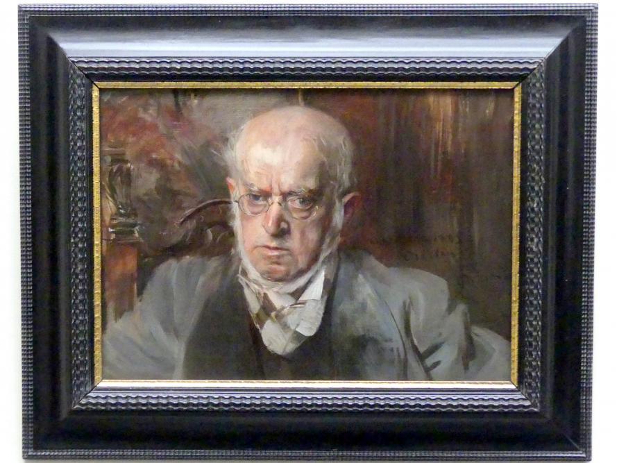 Giovanni Boldini: Der Maler Adolph Menzel, 1895