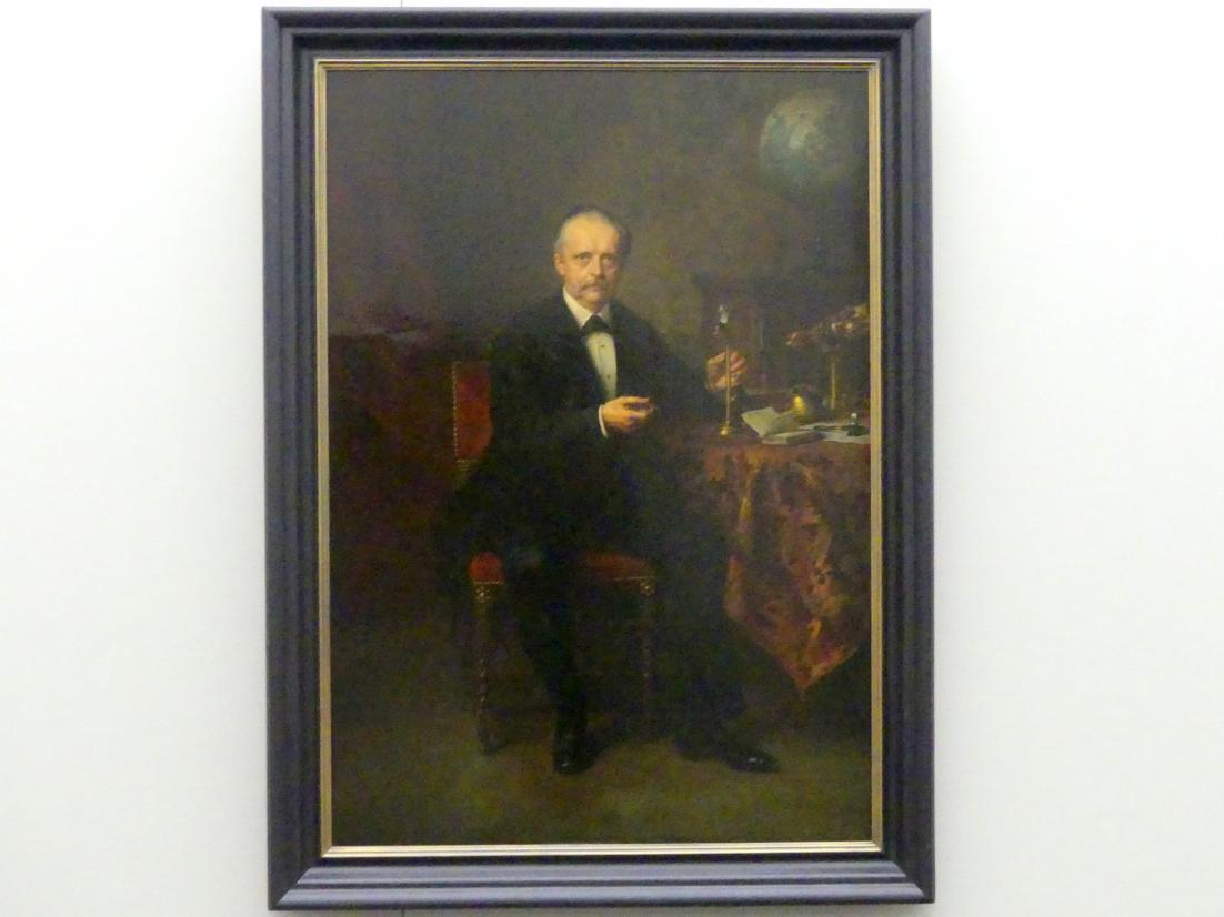Ludwig Knaus: Der Physiker Hermann von Helmholtz, 1881