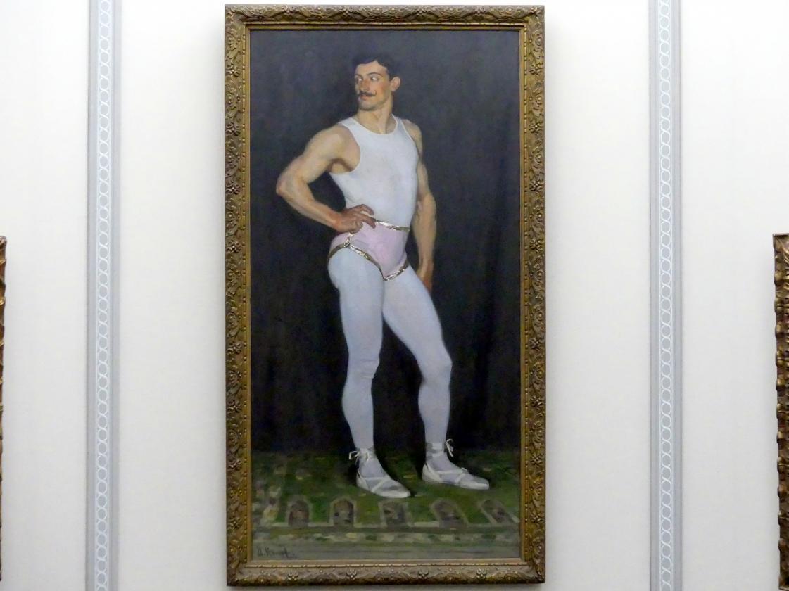 Arthur Kampf: Der Artist, 1907