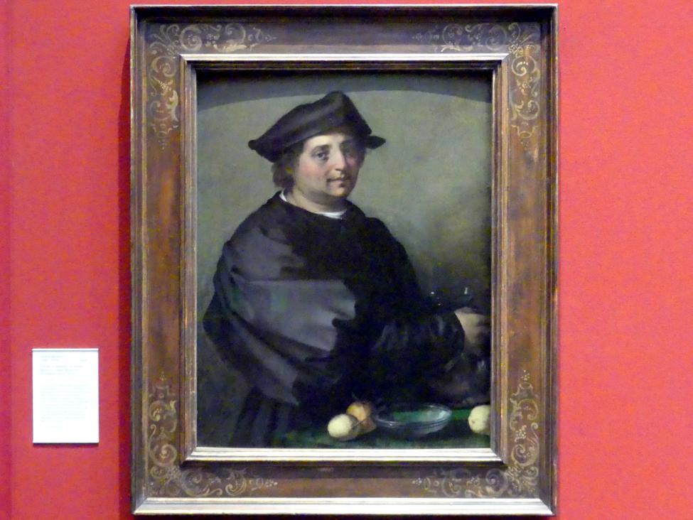 Andrea del Sarto: Domenico di Jacopo di Matteo, genannt `Becuccio Bicchieraio, um 1528 - 1530