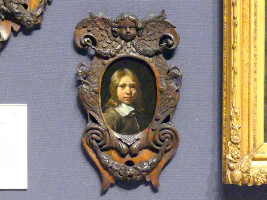 Jan de Bray: Porträt eines Jungen, 1662
