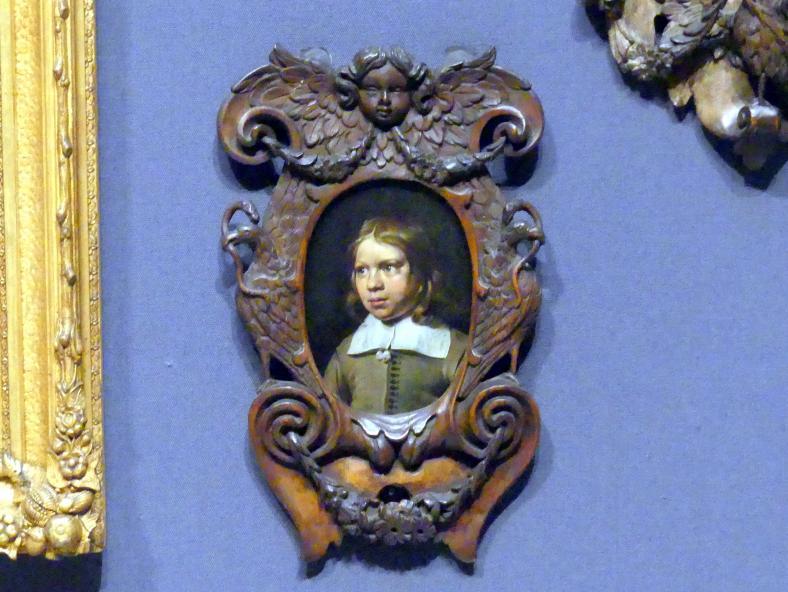 Jan de Bray: Porträt eines Jungen, 1663