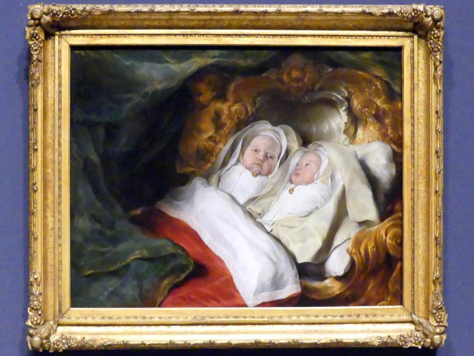 Salomon de Bray: Die Zwillinge Klara und Albert de Bray, 1646