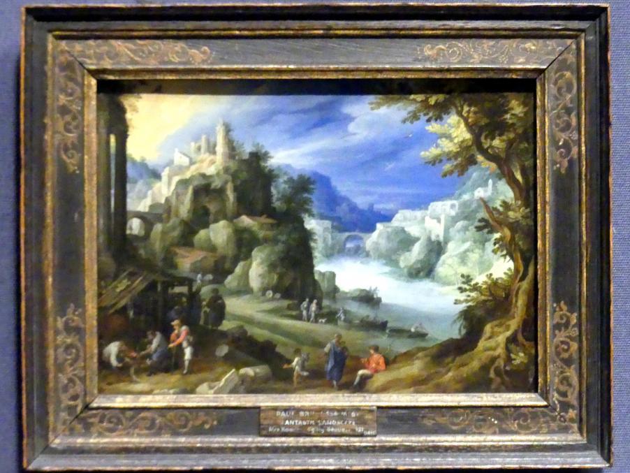 Paul Bril: Phantasielandschaft, 1598