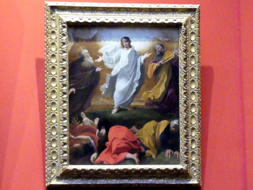 Ludovico Carracci: Verklärung Christi, um 1588