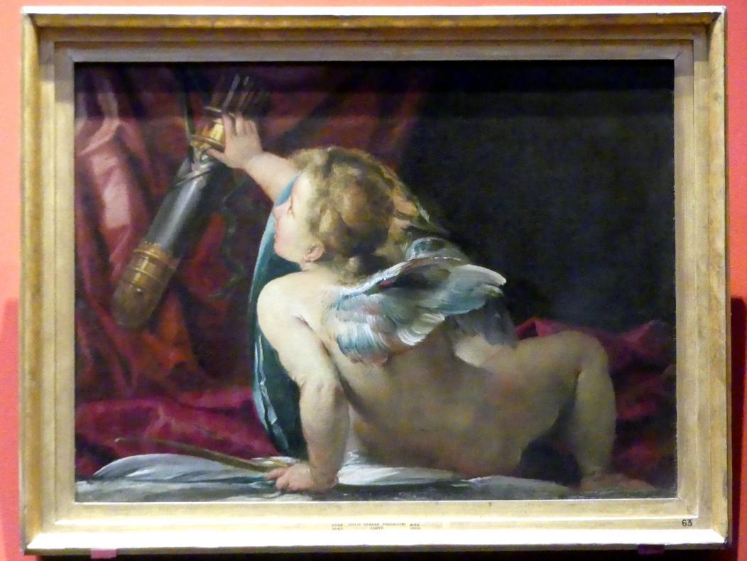 Giulio Cesare Procaccini: Amor, um 1618 - 1620