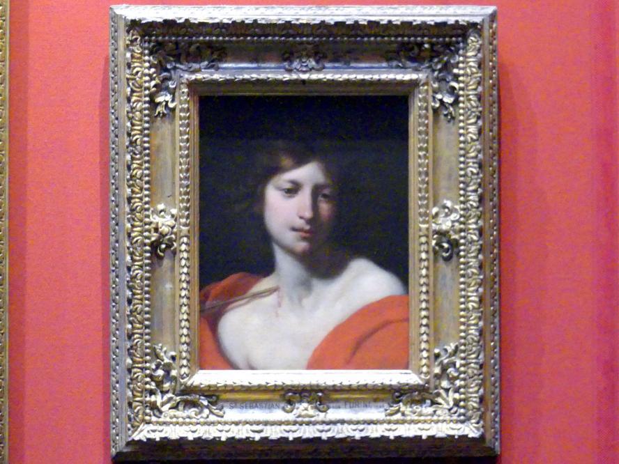 Francesco Furini: Heiliger Sebastian, um 1640