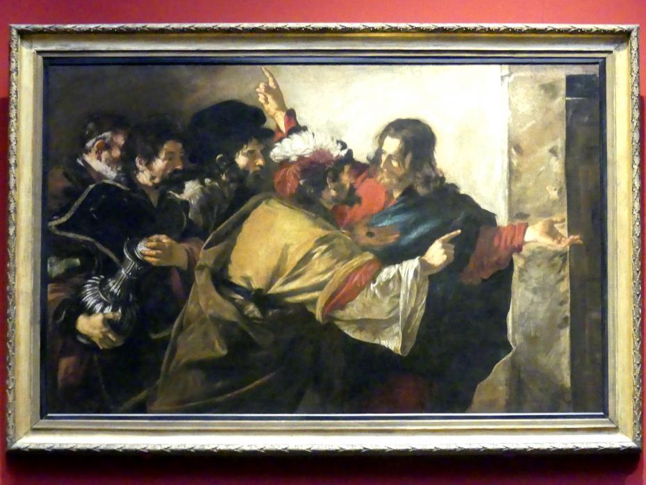 Giovanni Serodine: Der Zinsgroschen, 1625 - 1626