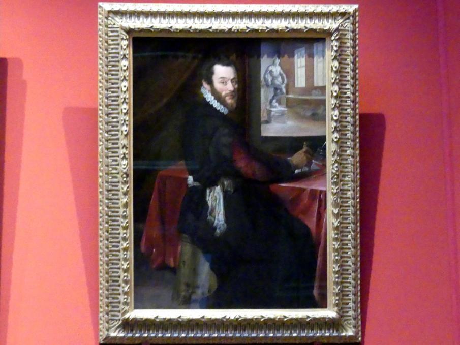 Porträt des Giambologna (1524-1608) in seinem Atelier, um 1565 - 1570