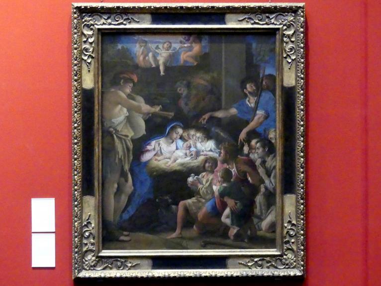 Domenichino (Domenico Zampieri): Anbetung der Hirten, um 1607 - 1610