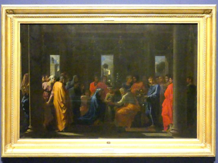 Nicolas Poussin: Das Sakrament der Ehe, 1647 - 1648