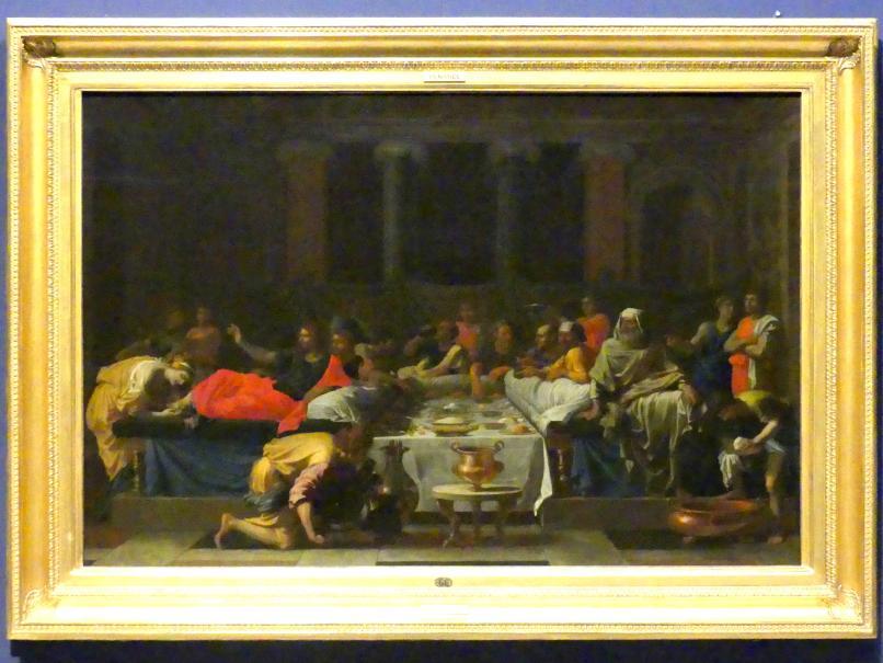 Nicolas Poussin: Das Sakrament der Versöhnung, 1646