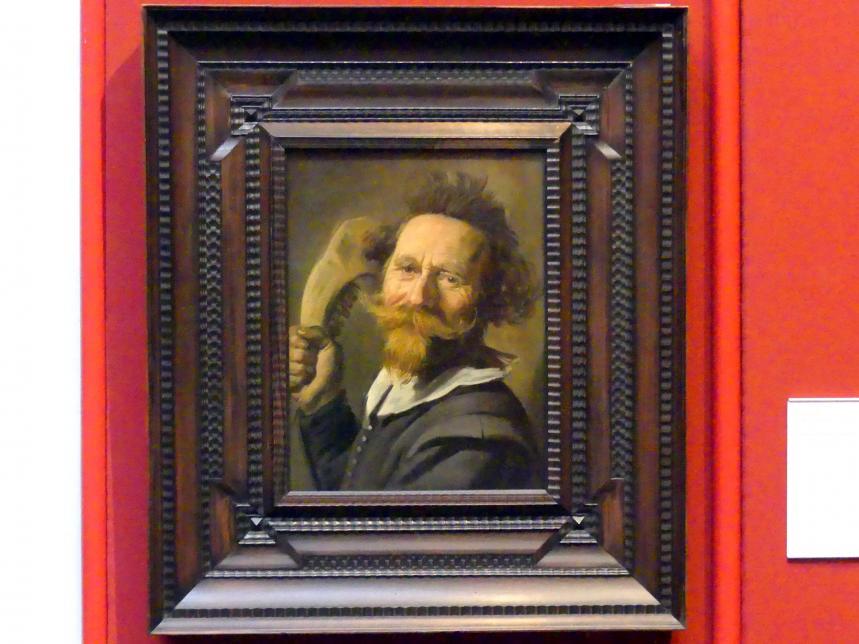 Frans Hals: Porträt des Pieter(?) Verdonck, um 1627