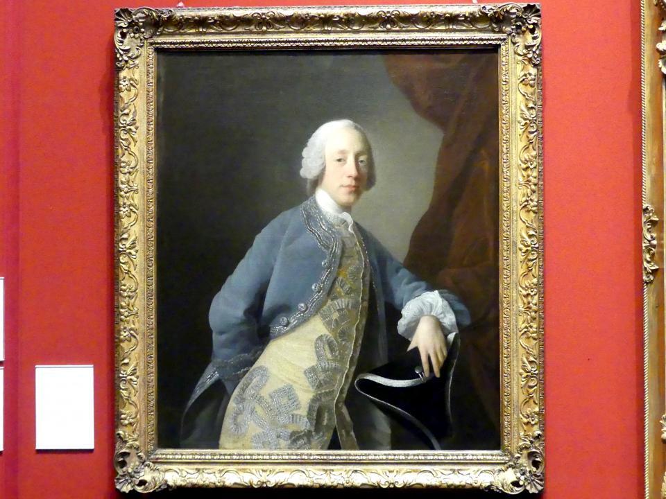 Allan Ramsay: Thomas Lamb of Rye (1719-1804), 1753