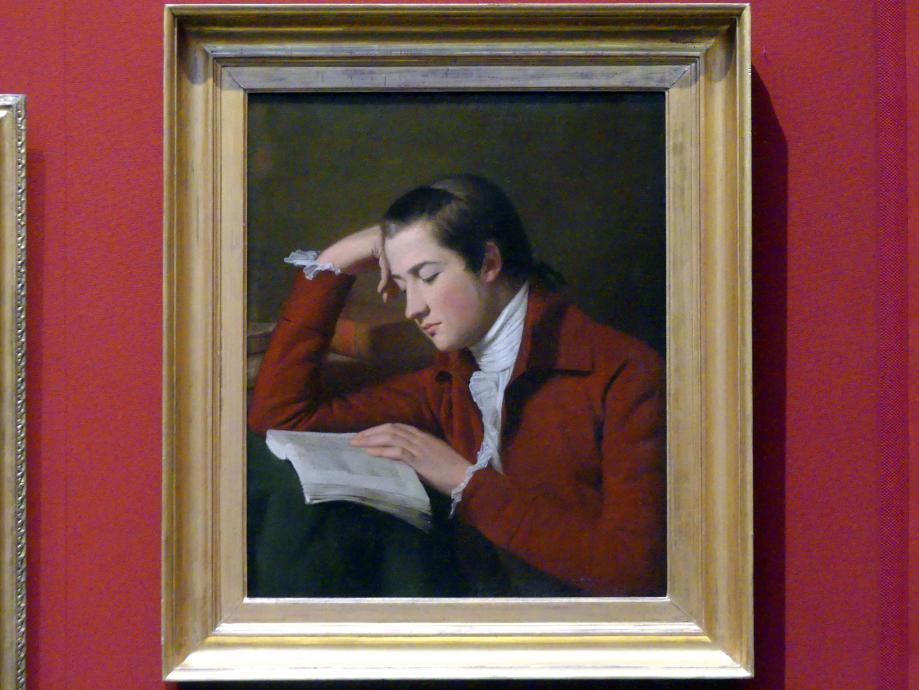 Henry Raeburn: Patrick Moir (1769-1810), um 1784 - 1786
