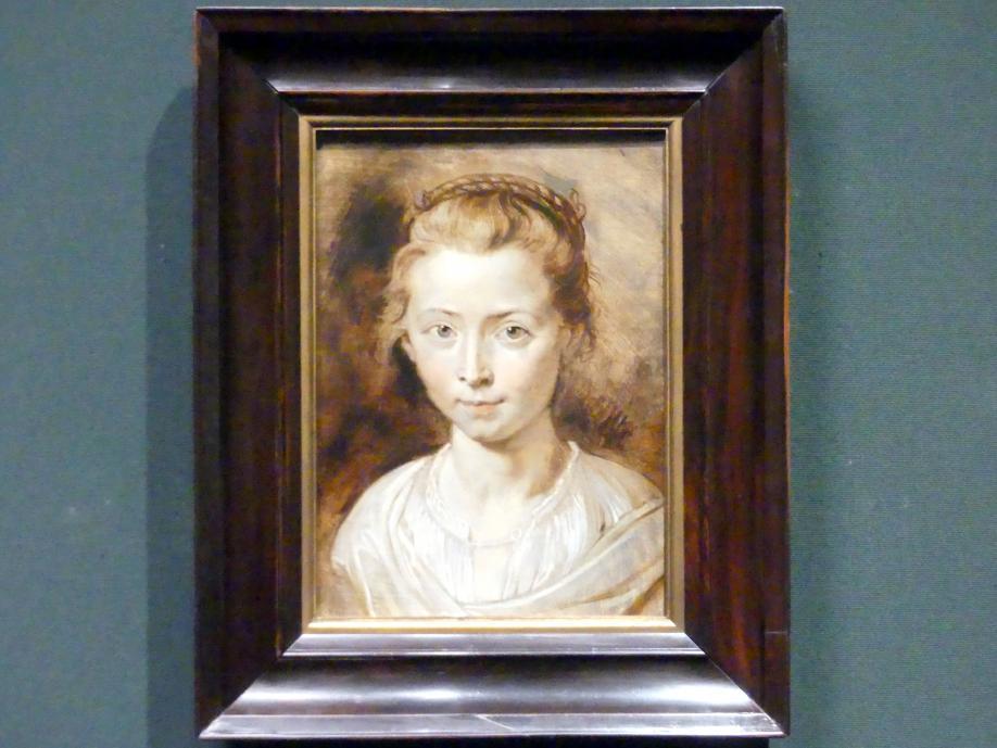 Peter Paul Rubens: Bildnis der Tochter des Künstlers, Clara Serena, um 1623