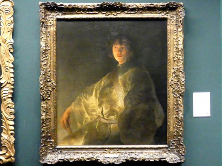 Jan Lievens: Bildnis eines jungen Mannes, um 1631