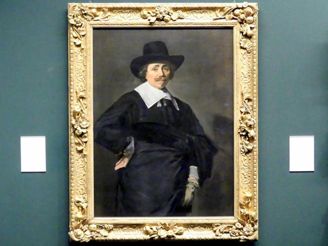 Frans Hals: Bildnis des François Wouters (1600-1661), um 1645
