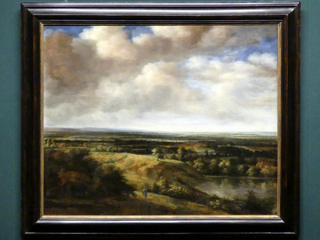 Philips Koninck: Weitläufige Landschaft, 1666