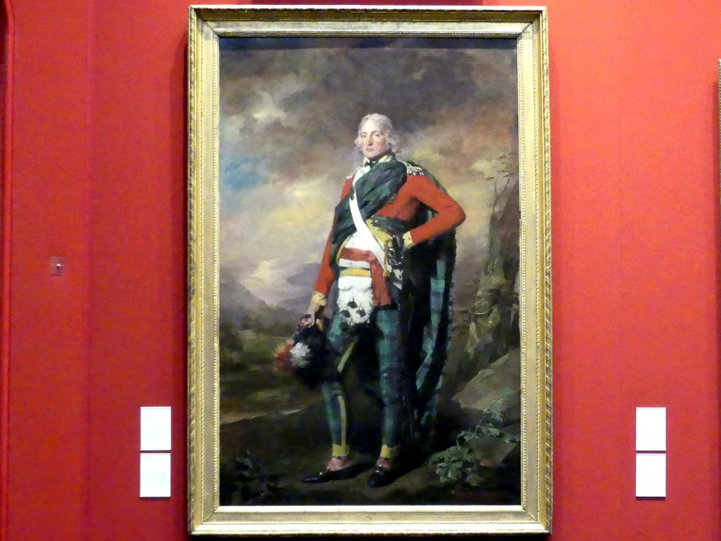 Henry Raeburn: Sir John Sinclair, 1. Baronet (1754-1835), um 1795 - 1800
