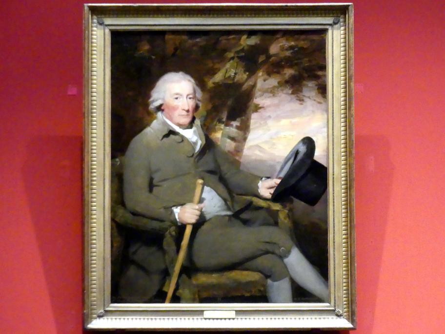 Henry Raeburn: Sir Patrick Inglis, 5th Bart of Cramond (gestorben 1817), Undatiert