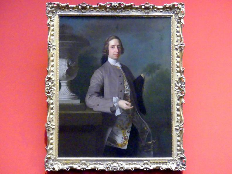 Allan Ramsay: George Bristow (1727-1815), 1750