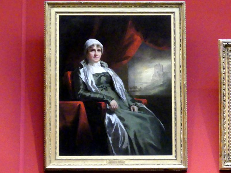 Henry Raeburn: Jean Adam, Mrs Kennedy of Dunure, um 1811